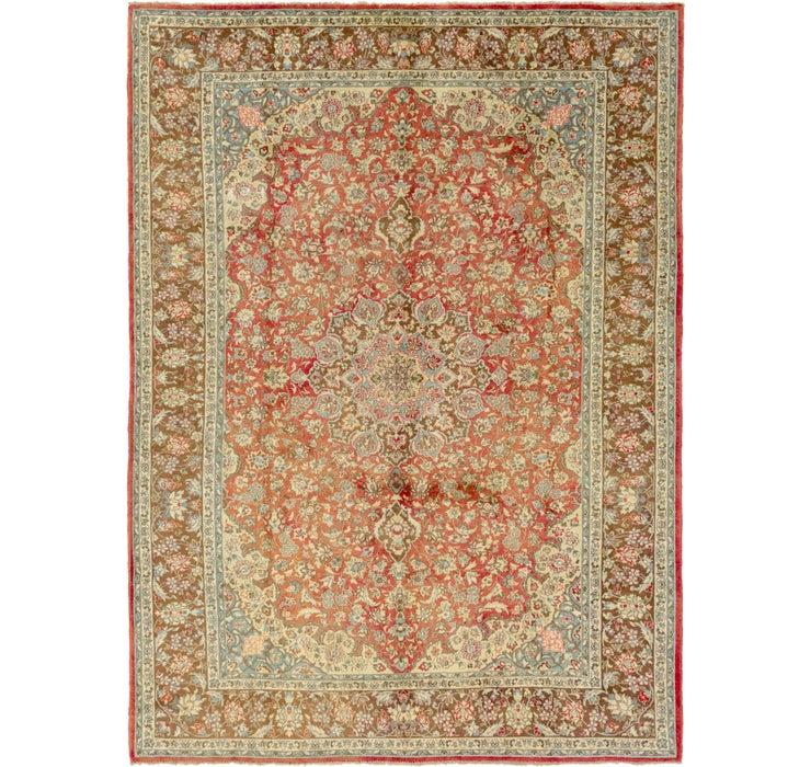 297cm x 410cm Isfahan Persian Rug