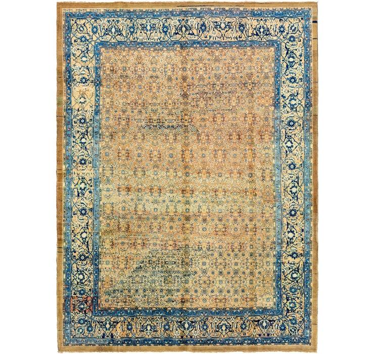 9' 4 x 12' 8 Farahan Persian Rug