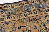 9' 8 x 12' 5 Kashan Persian Rug thumbnail