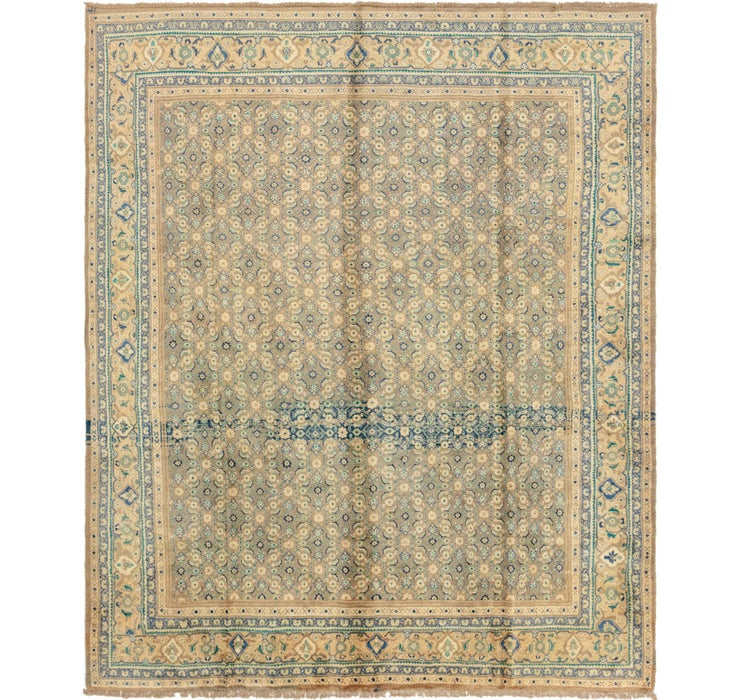 310cm x 378cm Farahan Persian Rug
