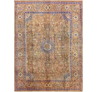 Image of 9' 7 x 13' 4 Kashmar Persian Rug