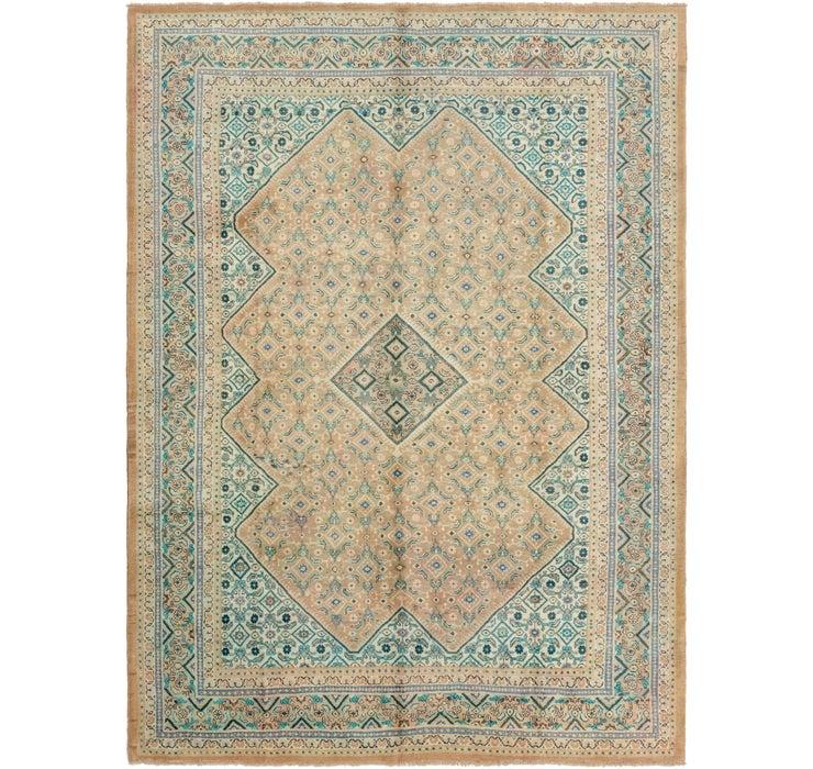 9' 6 x 13' 4 Farahan Persian Rug