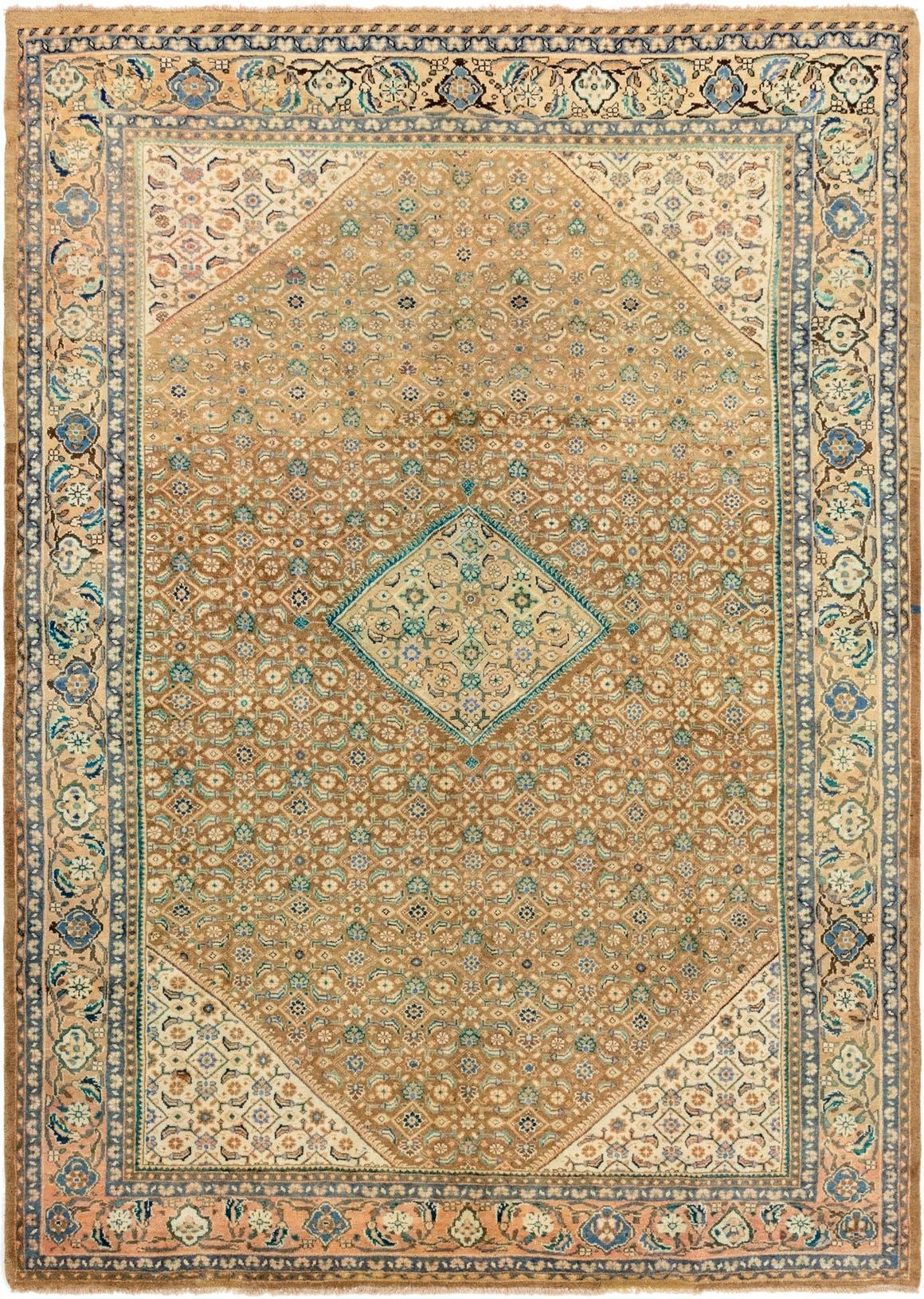 9' 8 x 13' 10 Farahan Persian Rug main image