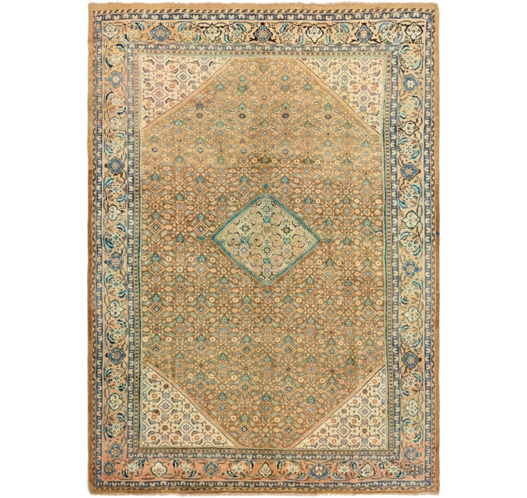 9' 8 x 13' 10 Farahan Persian Rug