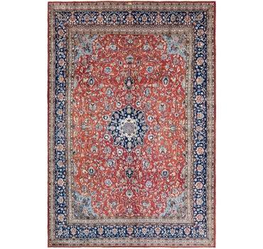 9' 4 x 14' Kerman Persian Rug main image