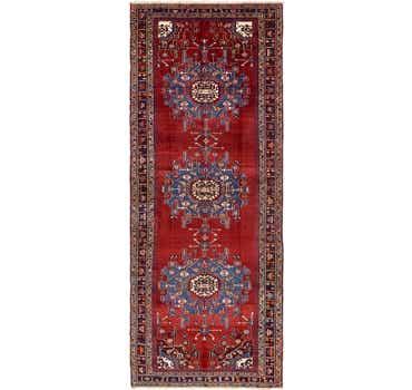 Image of 5' 3 x 13' 3 Tafresh Persian Runner ...