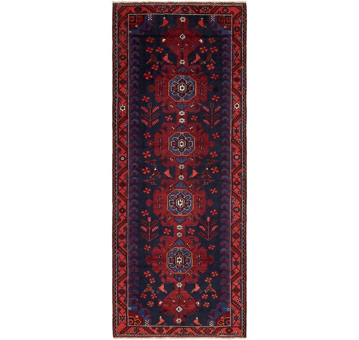 4' 9 x 12' 5 Saveh Persian Runner Rug