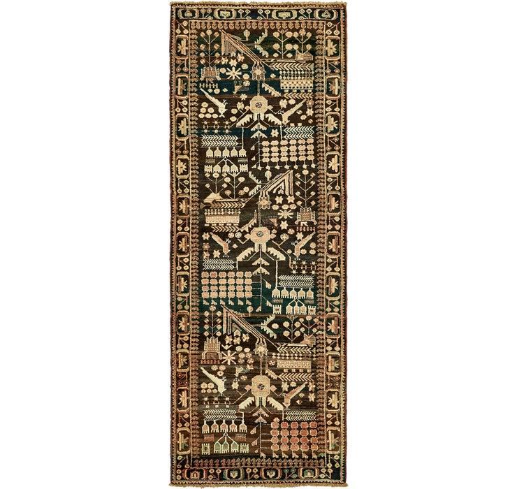 115cm x 312cm Saveh Persian Runner Rug