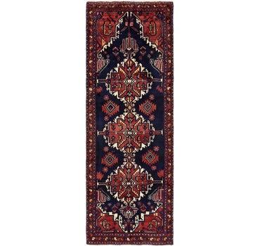 3' 7 x 10' 2 Bakhtiar Persian Runner Rug main image