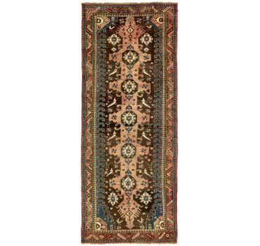 Image of 4' 11 x 12' 3 Tafresh Persian Runner ...