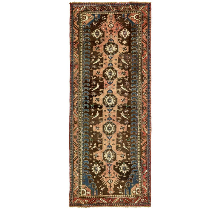 Image of 4' 11 x 12' 3 Tafresh Persian Runner ...