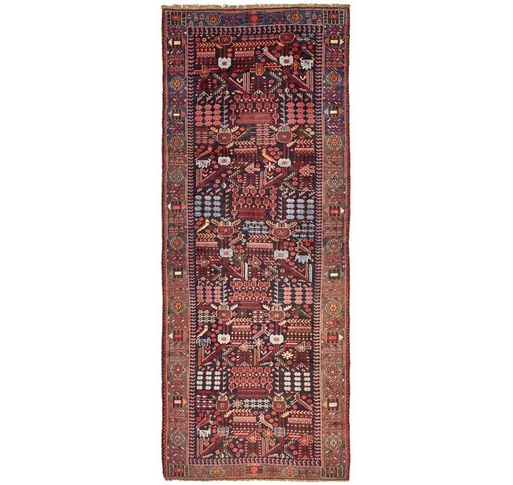 152cm x 370cm Saveh Persian Runner Rug