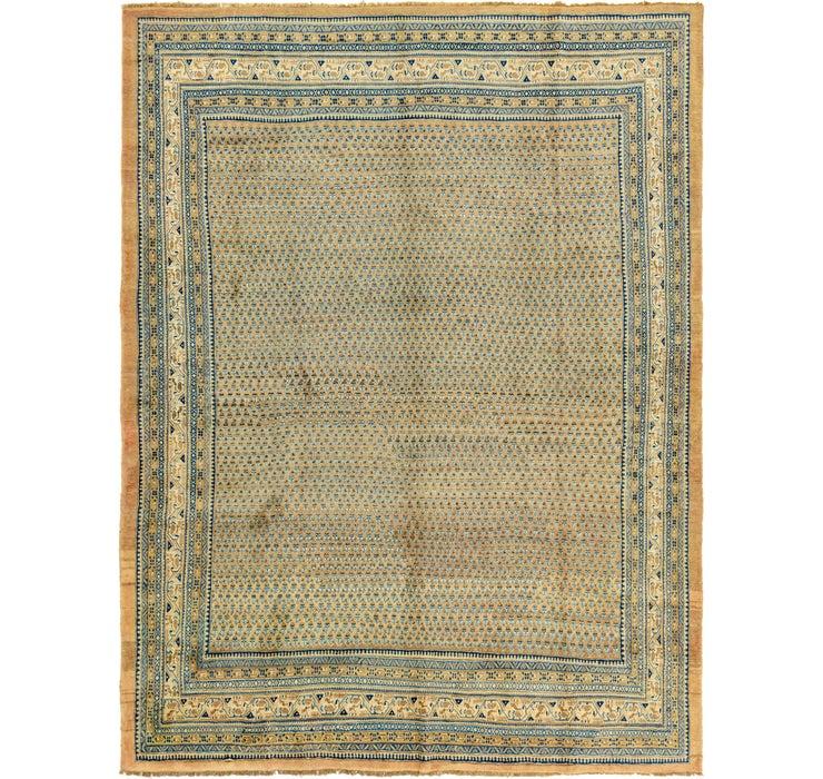 9' 5 x 12' 7 Farahan Persian Rug