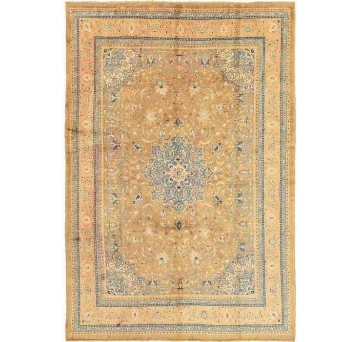 9' 4 x 13' 9 Farahan Persian Rug