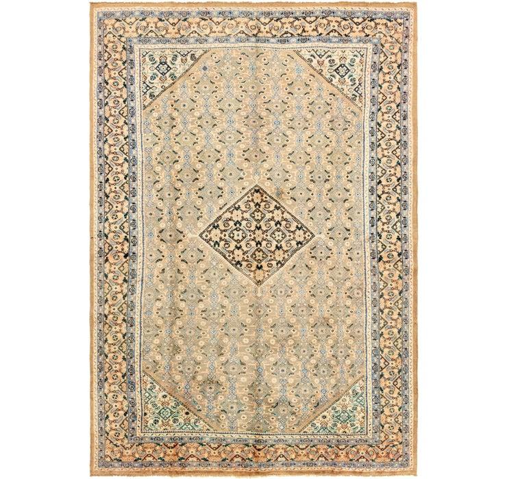 275cm x 400cm Farahan Persian Rug