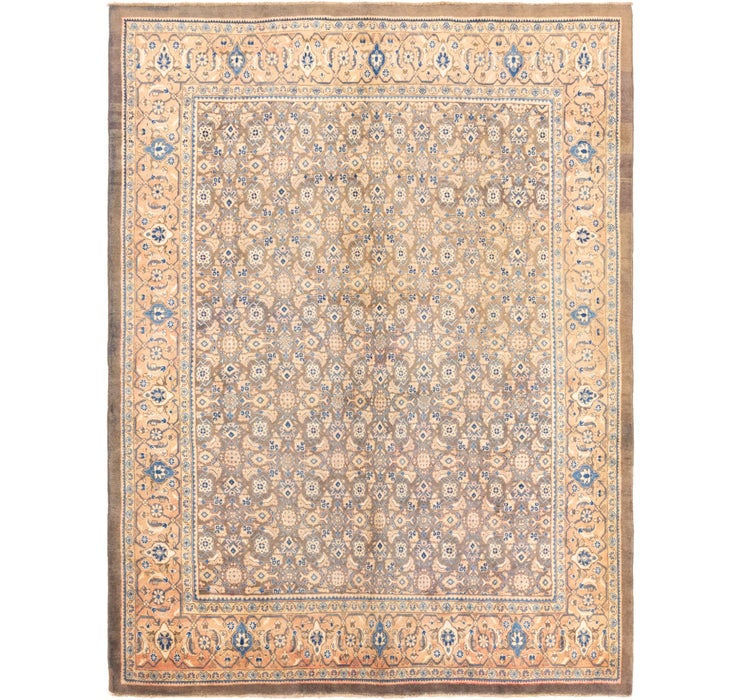 277cm x 370cm Farahan Persian Rug
