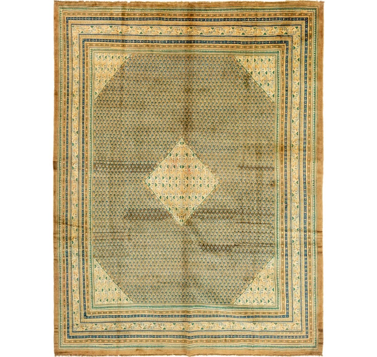 310cm x 405cm Botemir Persian Rug