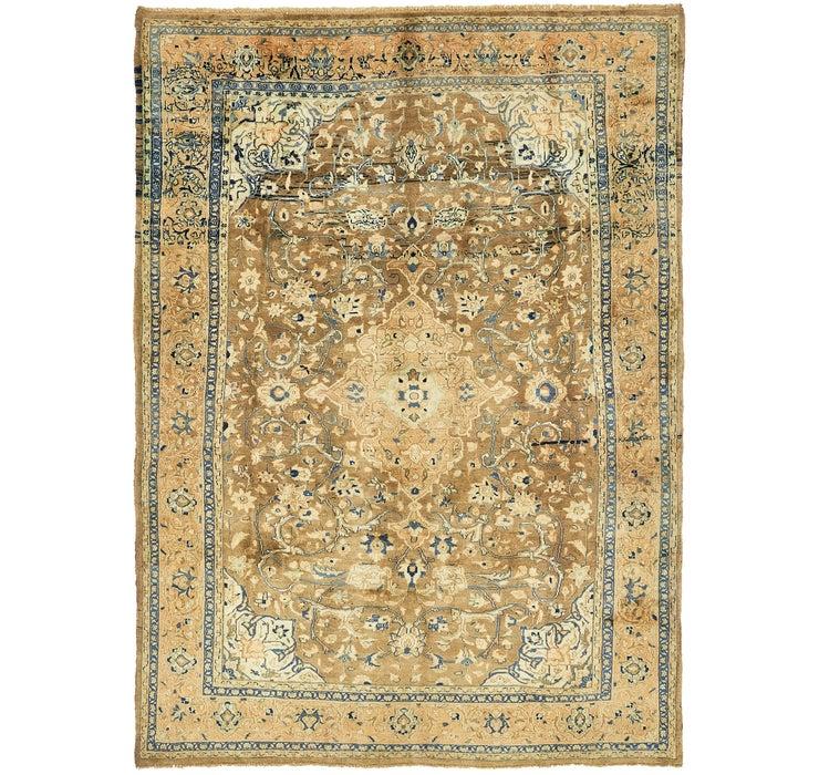 215cm x 305cm Nanaj Persian Rug