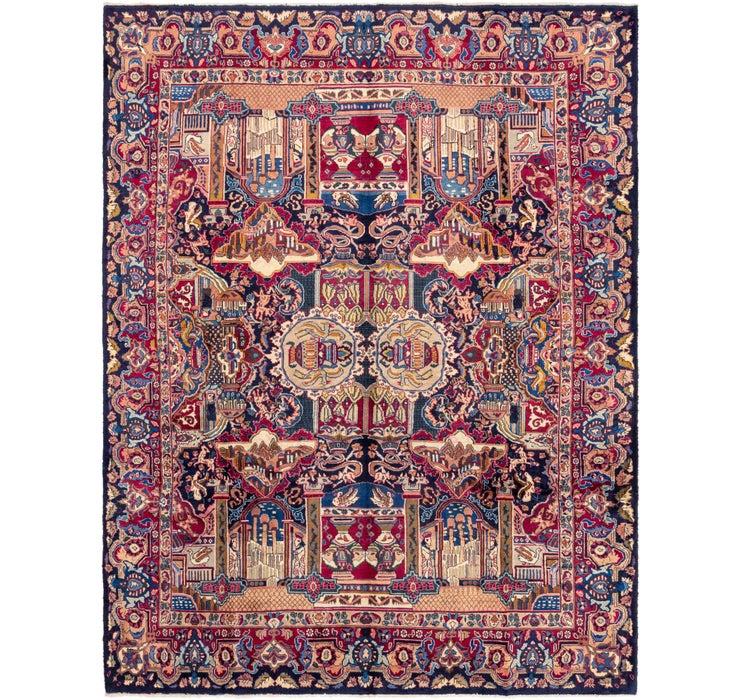 292cm x 385cm Kashmar Persian Rug