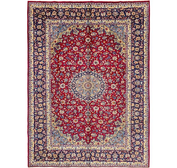 297cm x 400cm Isfahan Persian Rug