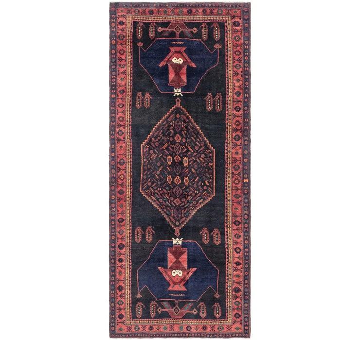 152cm x 380cm Sirjan Persian Runner Rug