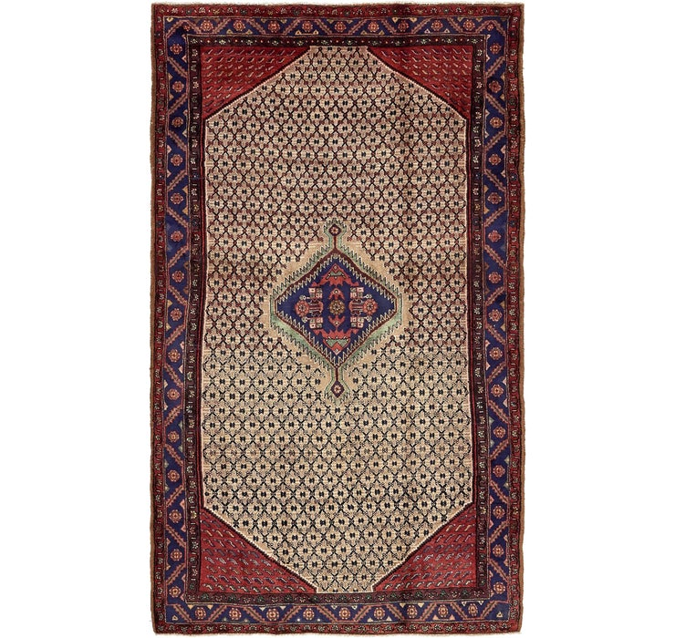 157cm x 275cm Koliaei Persian Rug