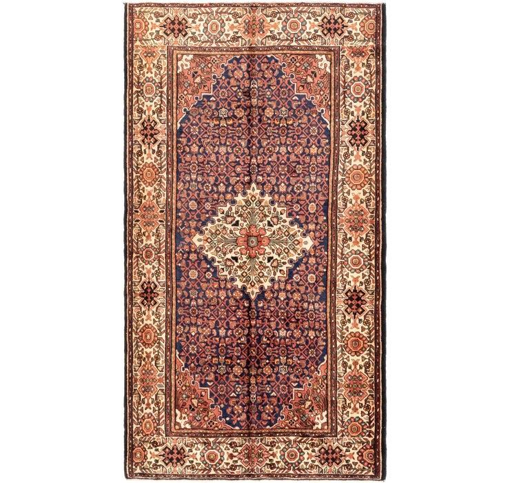 5' 9 x 9' 10 Hossainabad Persian Rug
