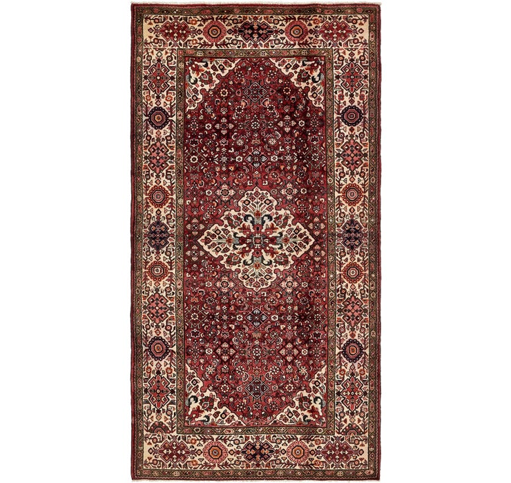 5' 5 x 10' 8 Hossainabad Persian Rug
