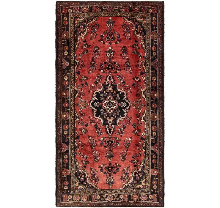 152cm x 292cm Khamseh Persian Rug