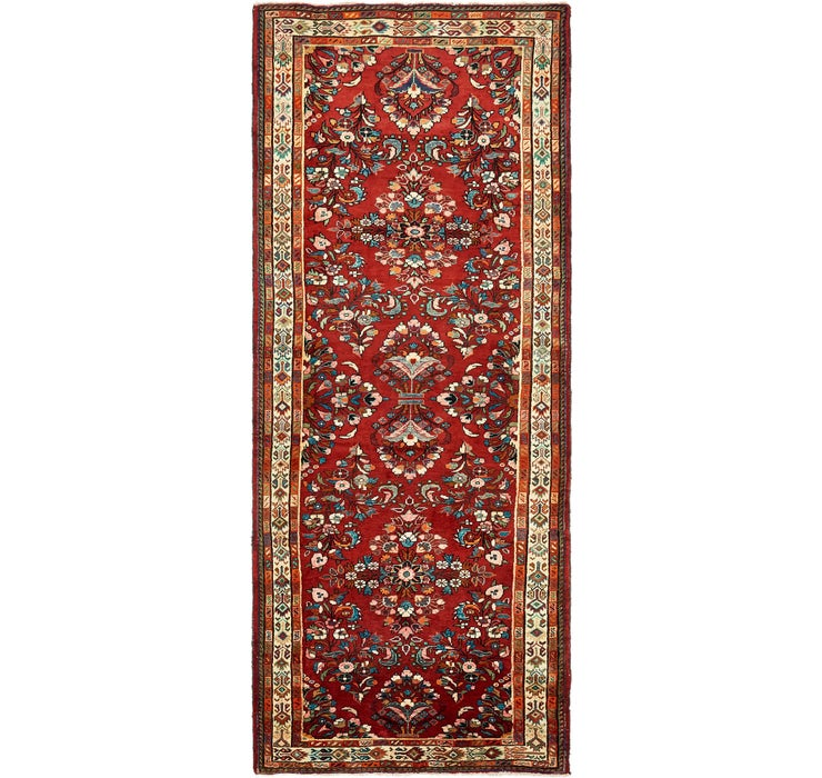 140cm x 348cm Mehraban Persian Runner...