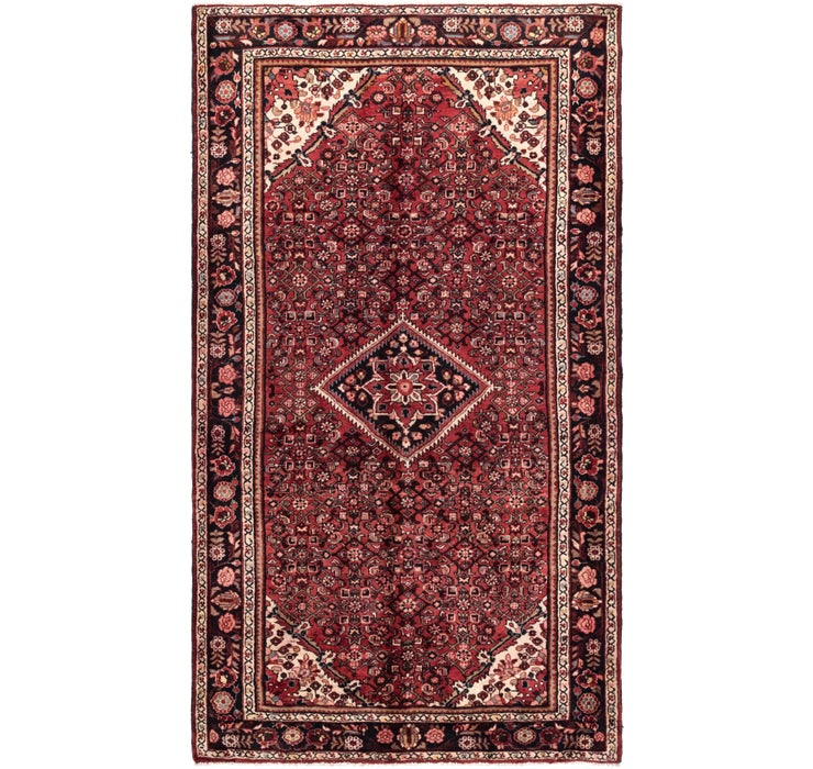 5' 6 x 10' 4 Hossainabad Persian Rug