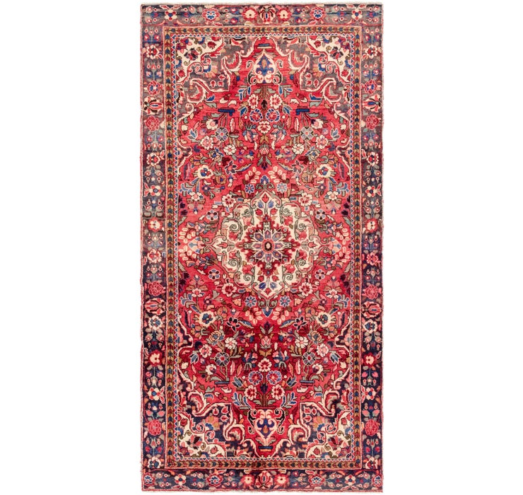145cm x 300cm Borchelu Persian Runner...