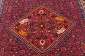 5' 2 x 10' 4 Hossainabad Persian Runner Rug thumbnail
