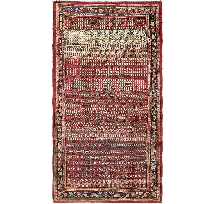 5' 2 x 10' Botemir Persian Rug