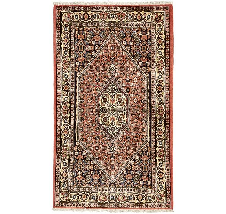3' 4 x 5' 7 Bidjar Persian Rug