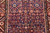 4' x 13' 10 Hossainabad Persian Runner Rug thumbnail