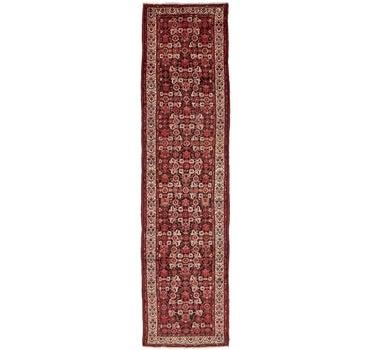 3' 4 x 13' 6 Malayer Persian Runner Rug main image