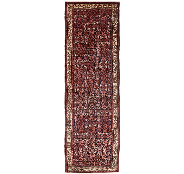 107cm x 405cm Malayer Persian Runner ...