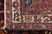 3' 4 x 12' 1 Hamedan Persian Runner Rug thumbnail