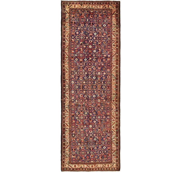 112cm x 335cm Hossainabad Persian Run...