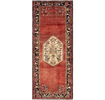3' 10 x 9' 8 Roodbar Persian Runner Rug main image