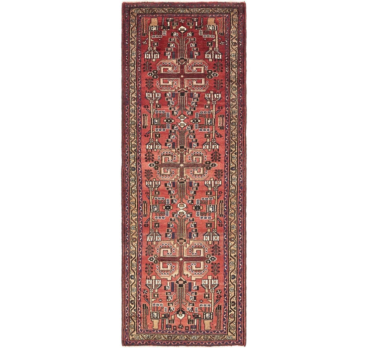3' 6 x 10' Roodbar Persian Runner ...