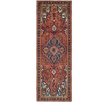 3' 6 x 10' 3 Mehraban Persian Runner Rug main image
