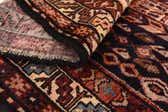 3' 7 x 9' 1 Hamedan Persian Runner Rug thumbnail
