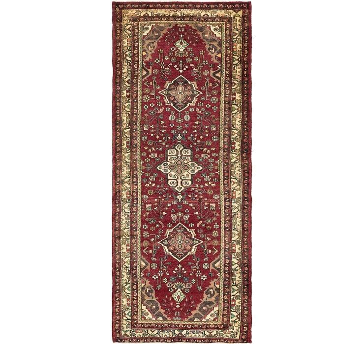 117cm x 300cm Khamseh Persian Runner ...