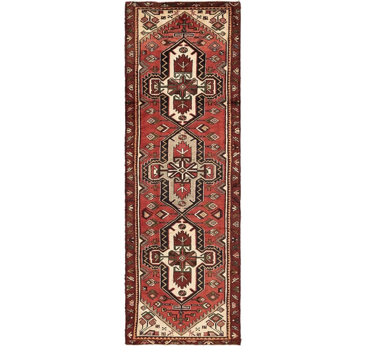3' 4 x 10' 2 Saveh Persian Runner Rug