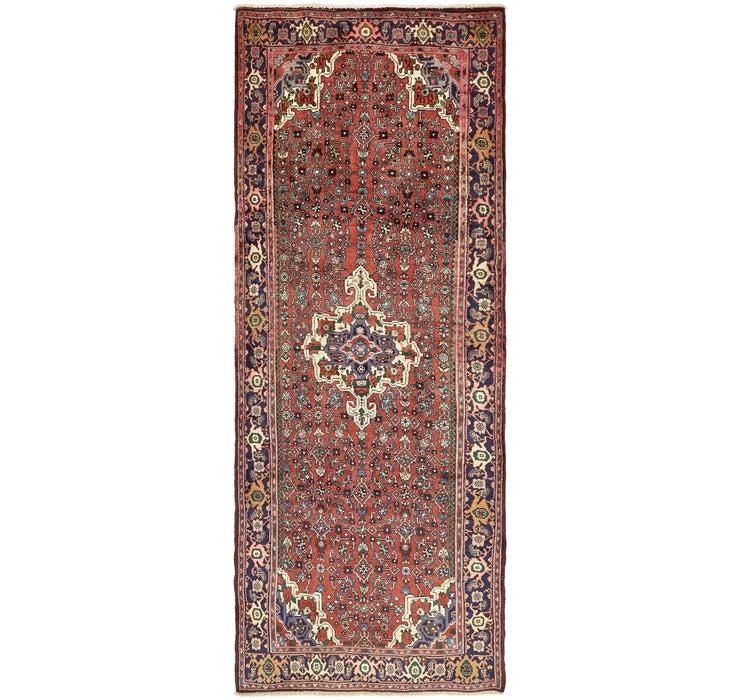 3' 9 x 10' Bidjar Persian Runner Rug