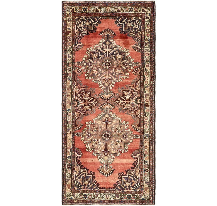 130cm x 290cm Borchelu Persian Runner...