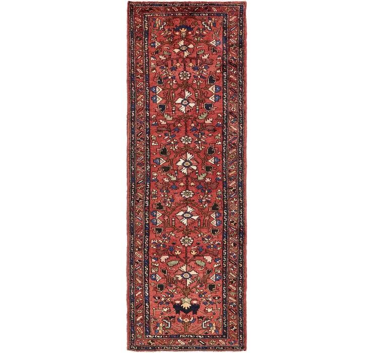 105cm x 310cm Khamseh Persian Runner ...