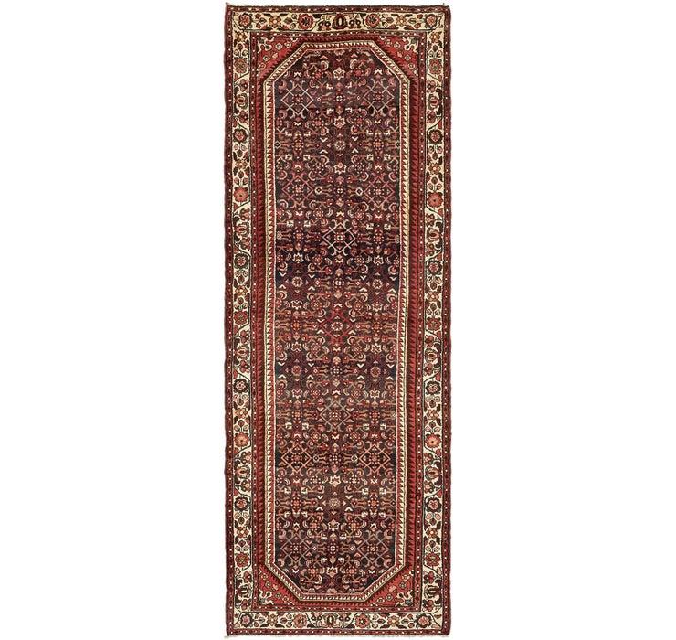 3' 6 x 10' 2 Hossainabad Persian Run...